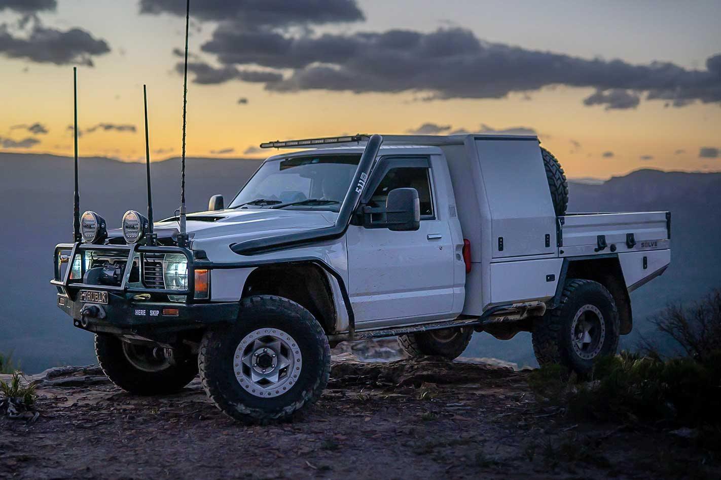 Custom Adventure-ready Nissan GQ Patrol review