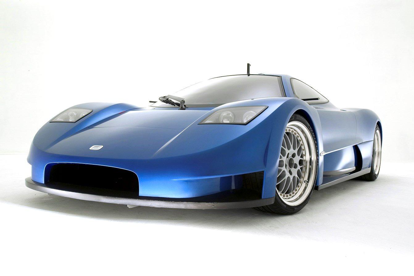2004 Joss JT1 prototype: Fast Car History Lesson