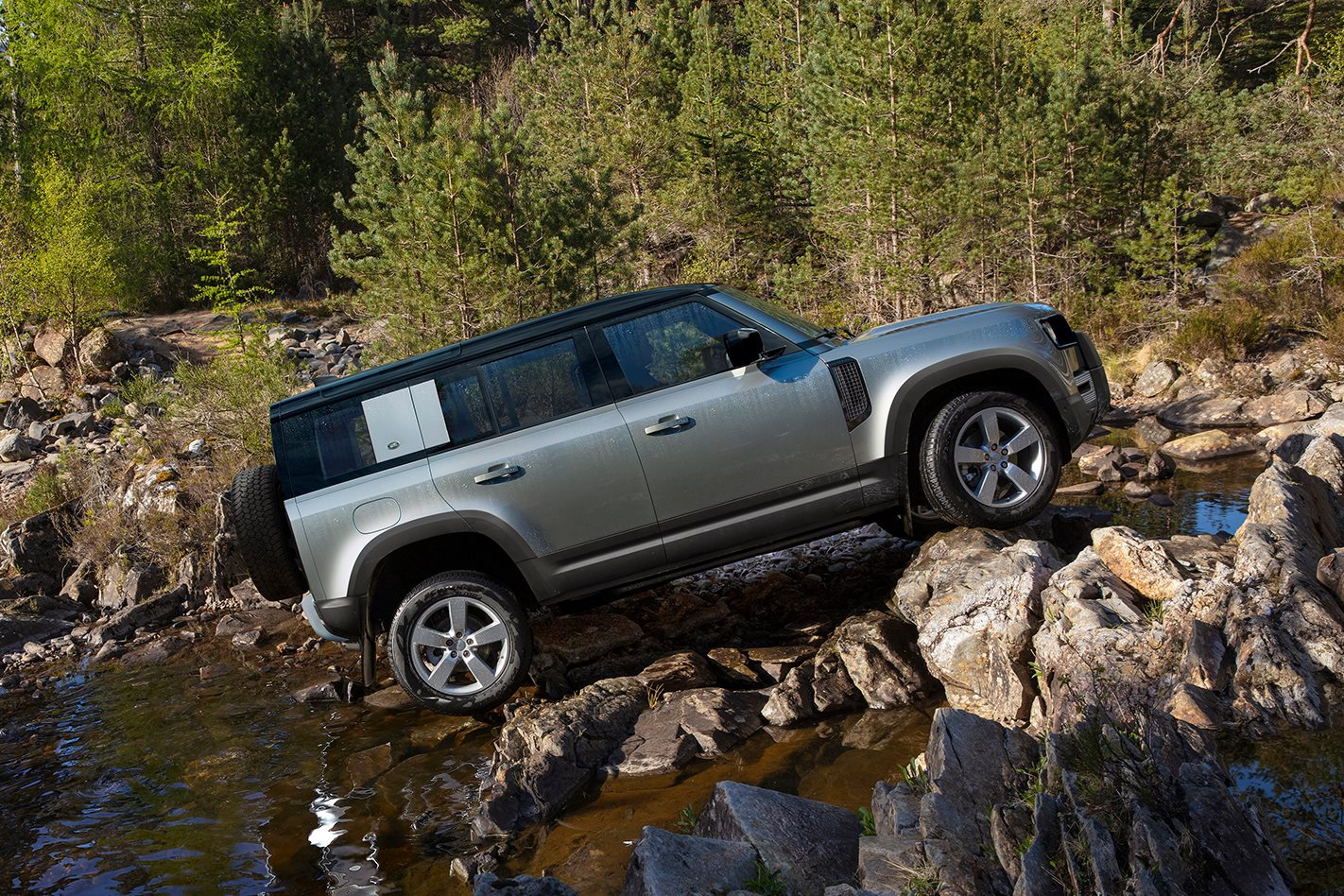 Here's how much the 2020 Land Rover Defender 110 will cost in Australia