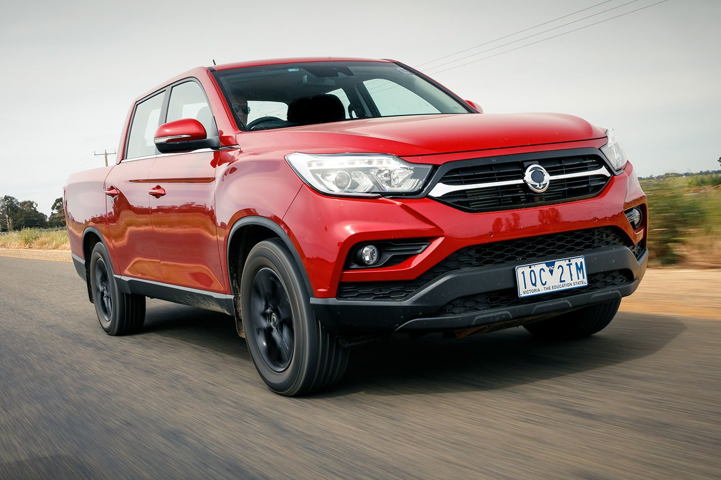 SsangYong Musso XLV review