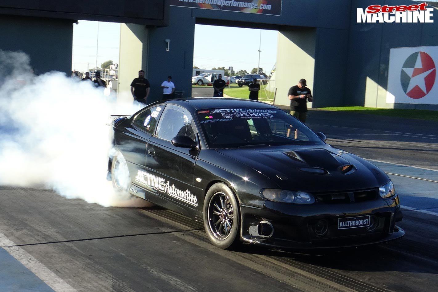 Eddy Tassone's twin-turbo HSV VZ GTO