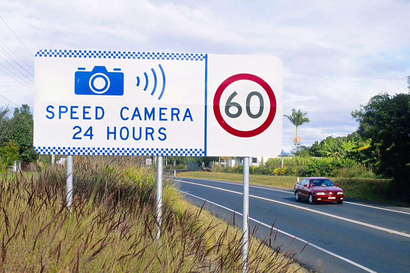 A critical failure means Victoria can't collect speeding fine revenue