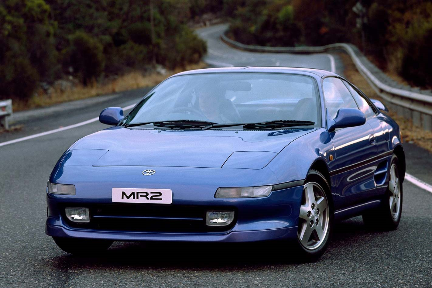 Toyota MR2 front view