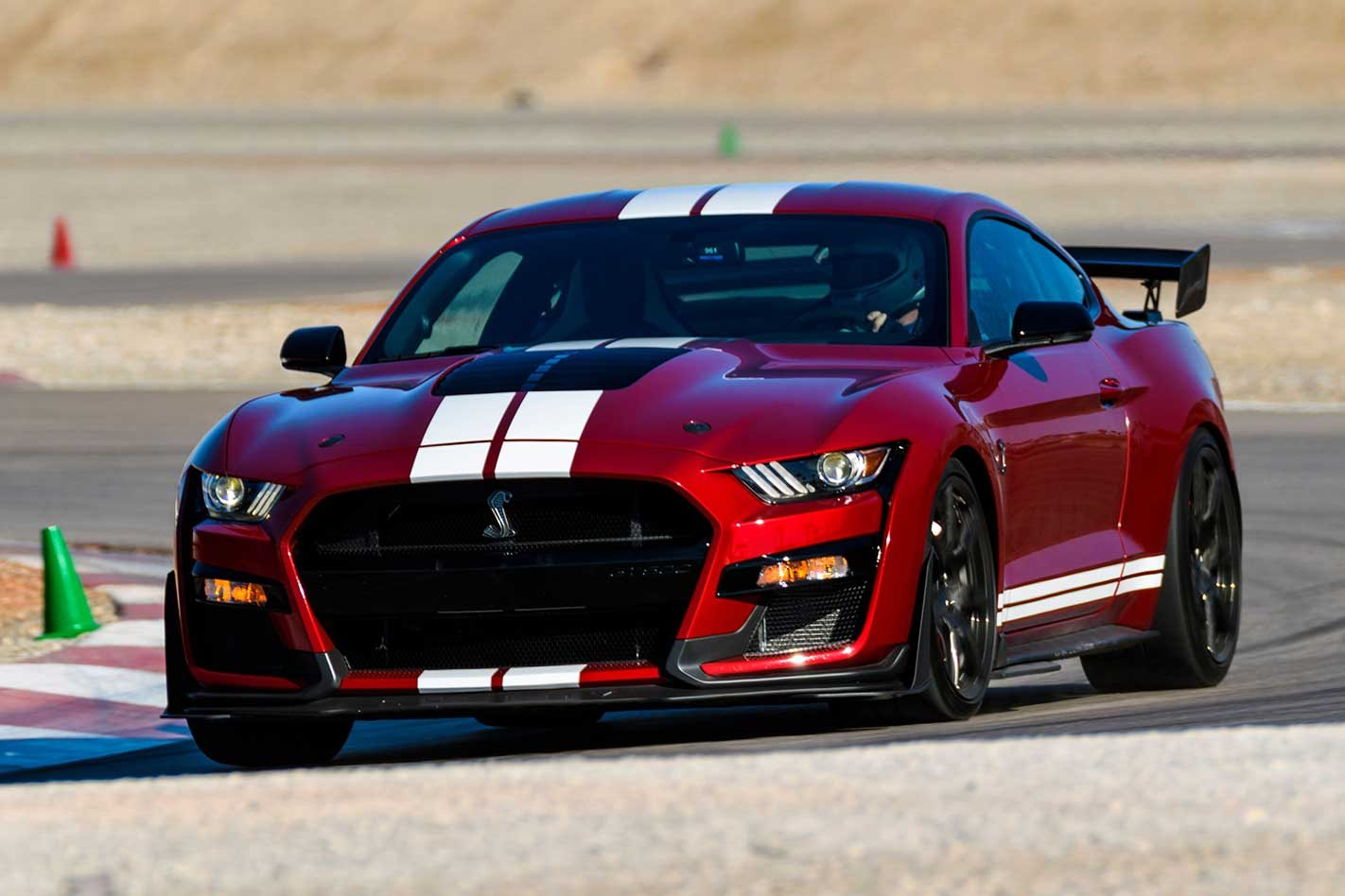 2020 Ford Mustang Shelby Gt500 Motor First Drive Review