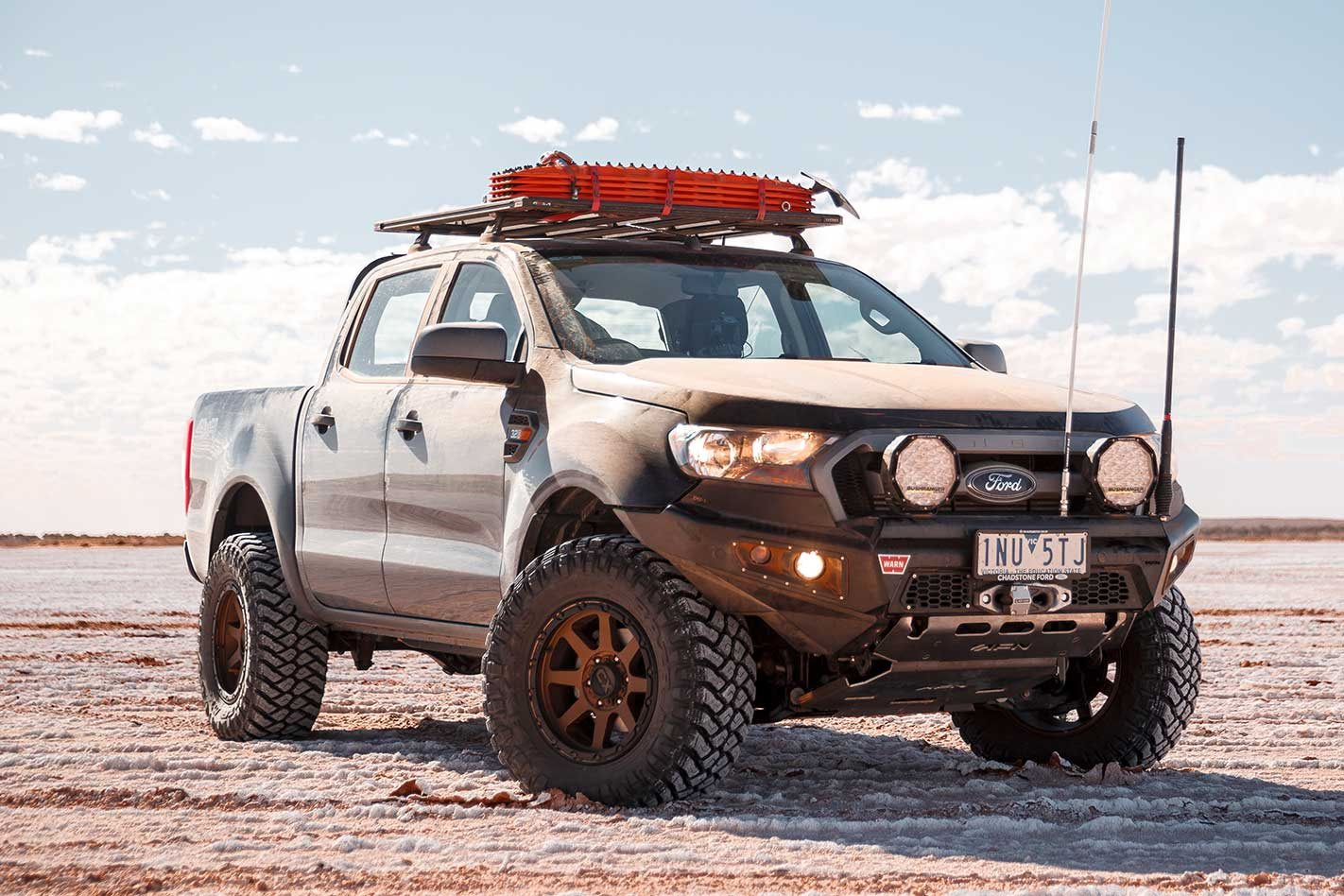 2018 Ford Ranger project rig long-term review