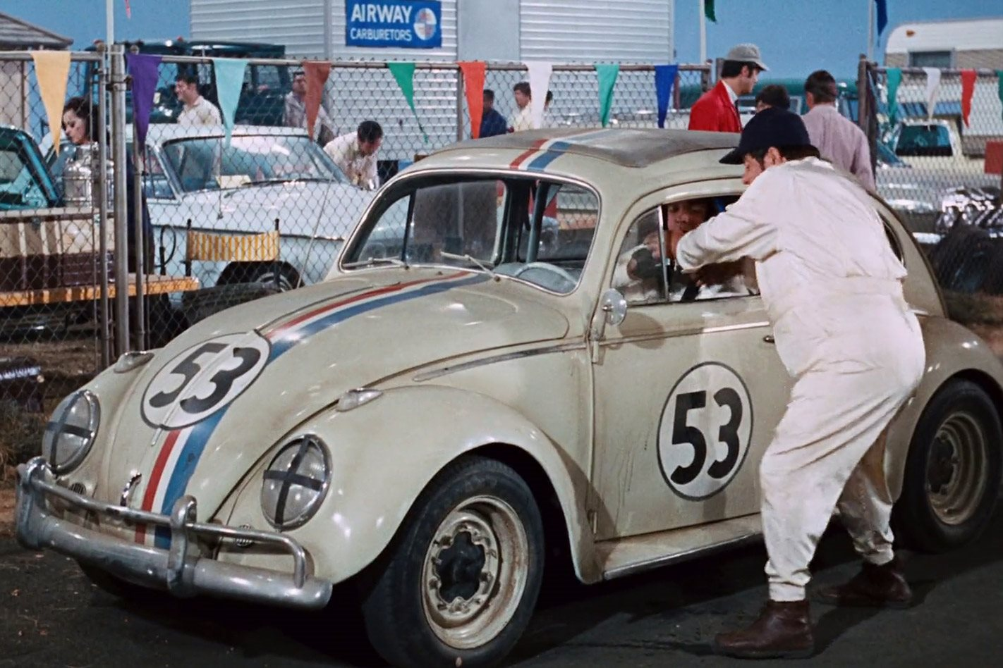 The Love Bug (1968) - Ripper Car Movies