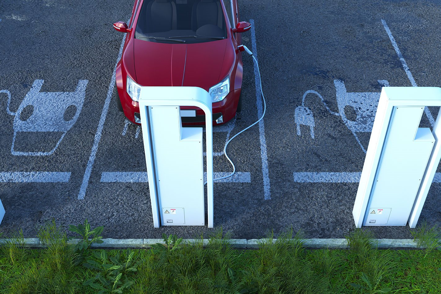 Charging EVs