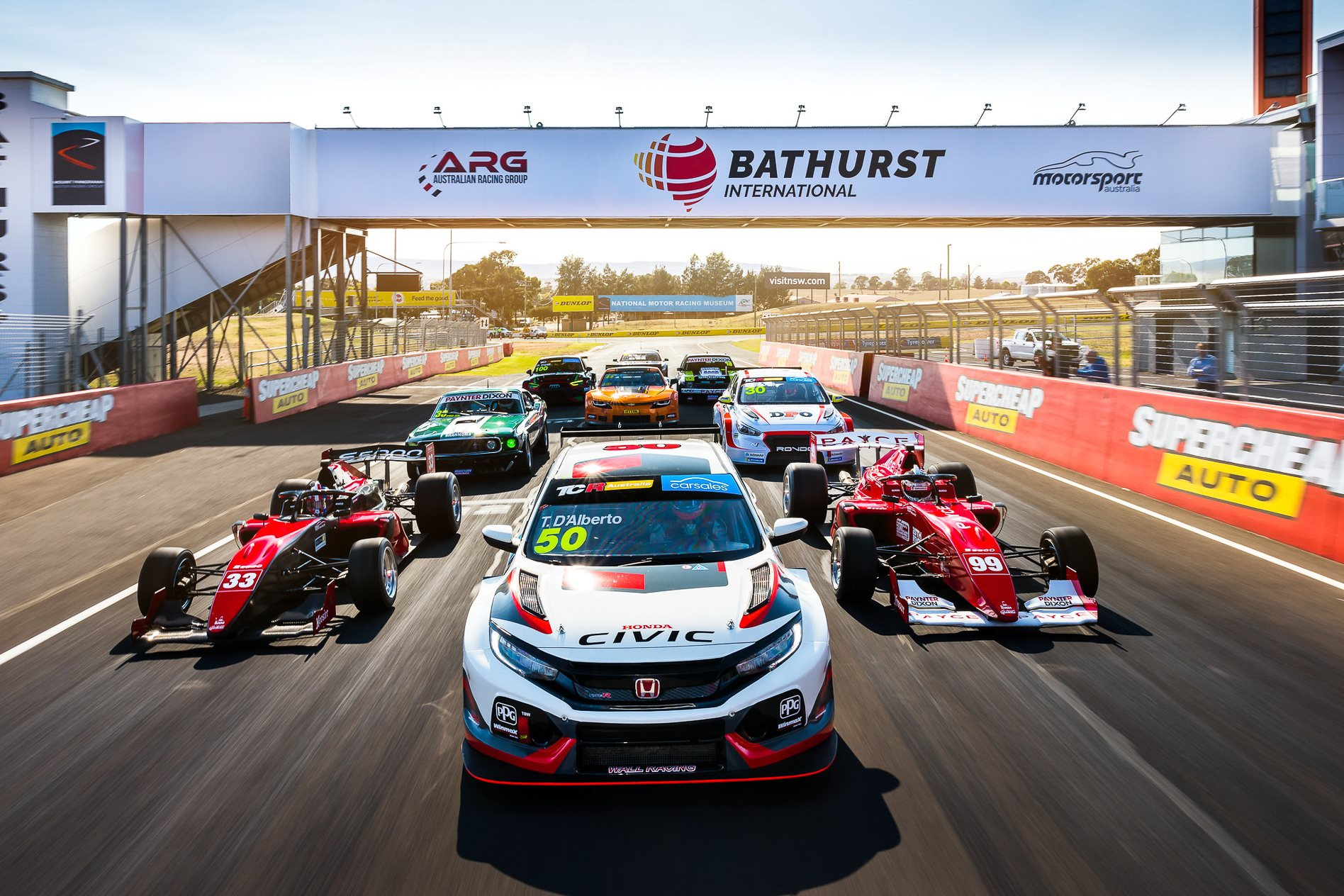 Bathurst to host a truly amazing race in 2020
