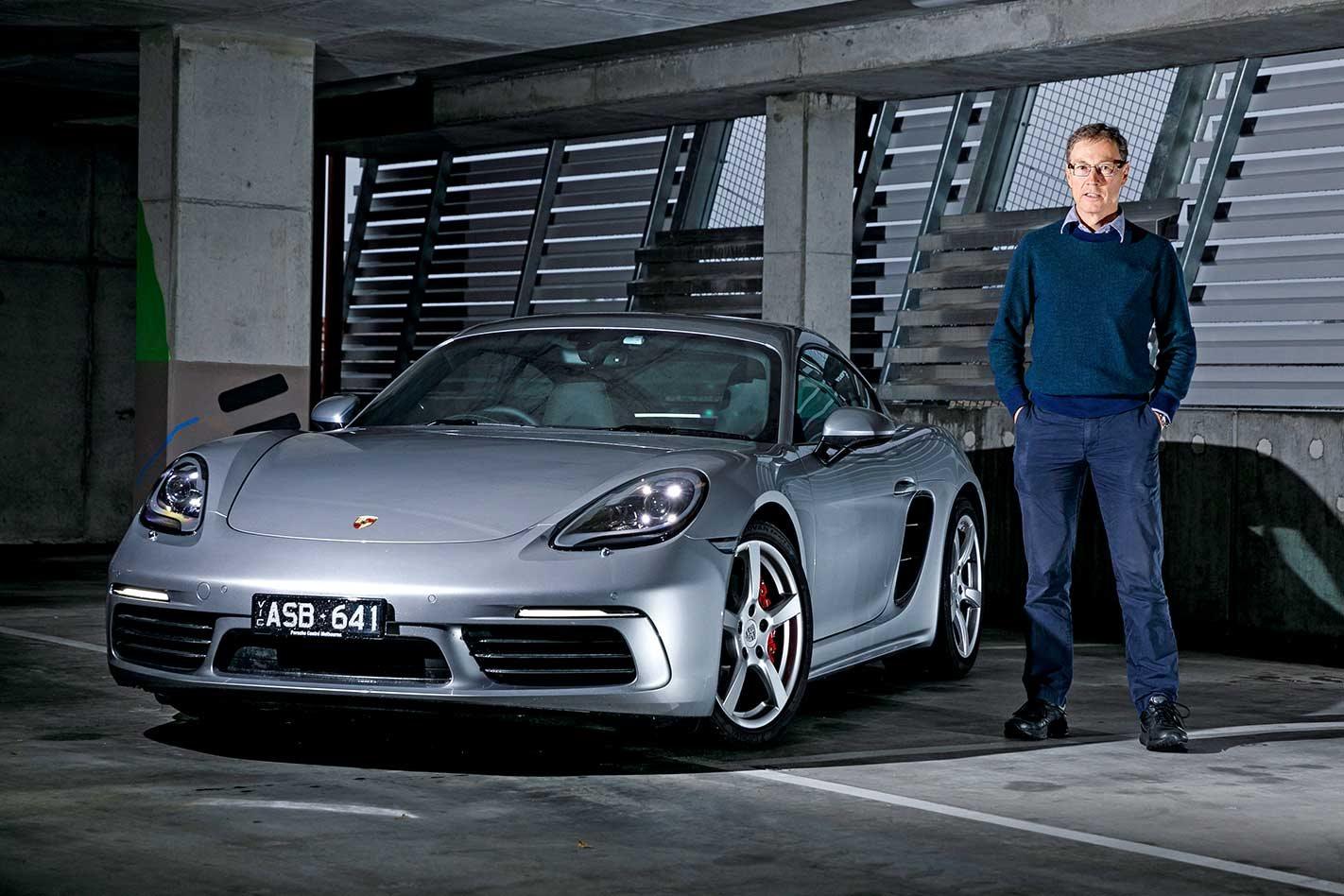 2018 Porsche 718 Cayman S: MOTOR Reader's Rides
