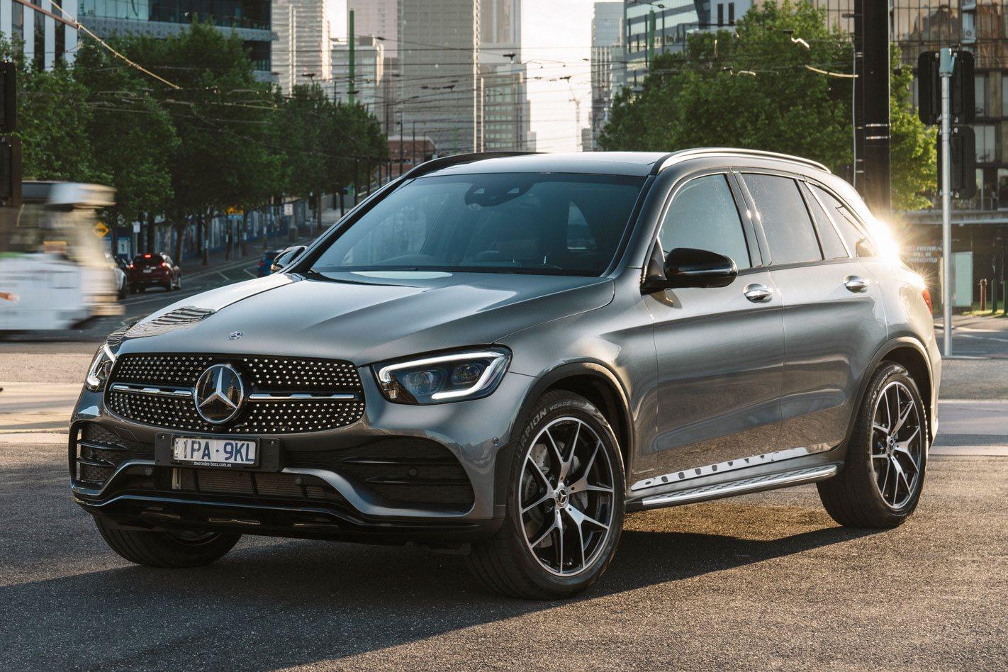 2019 Mercedes-Benz GLC 300 review