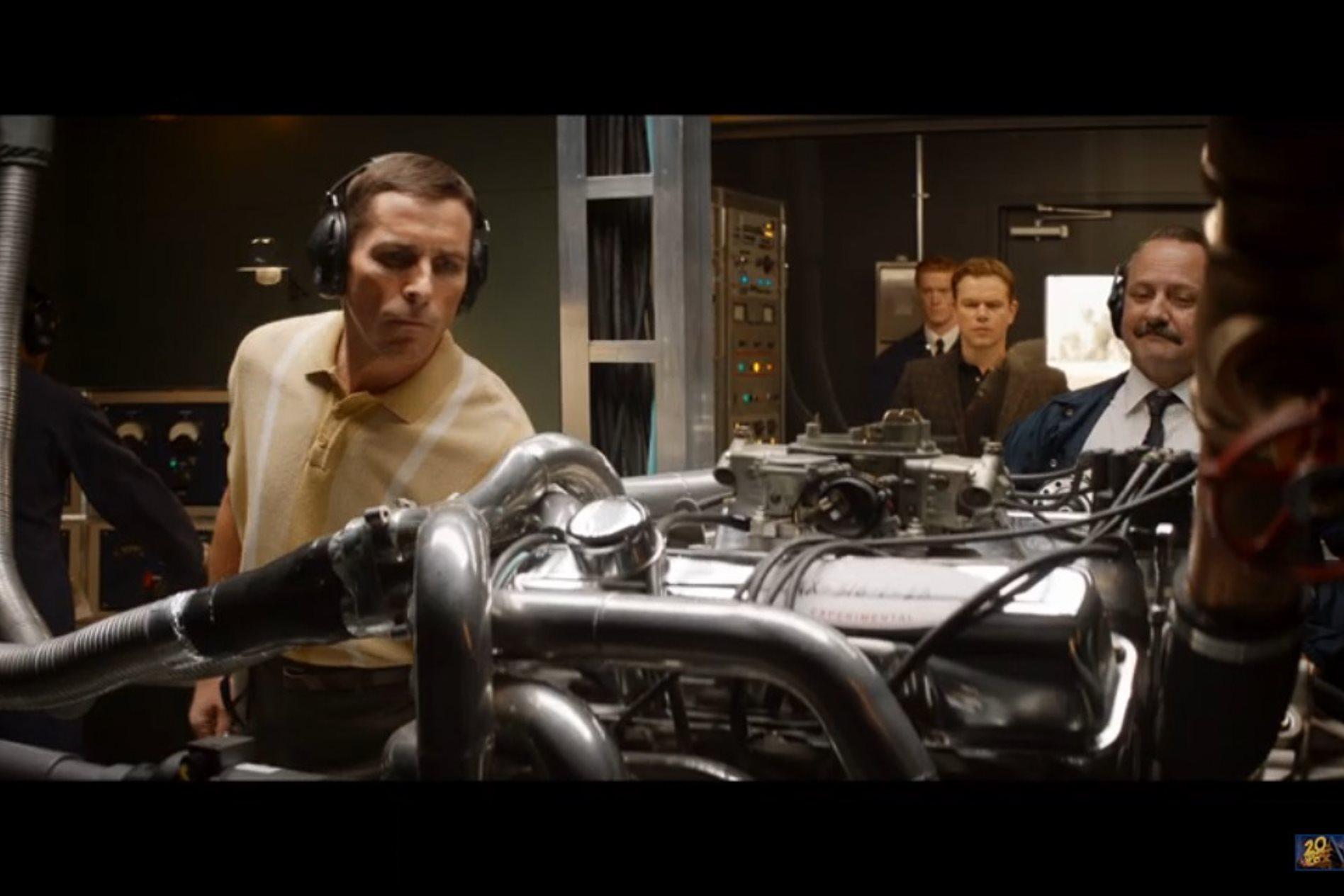 Behind The Scenes Of Ford V Ferrari