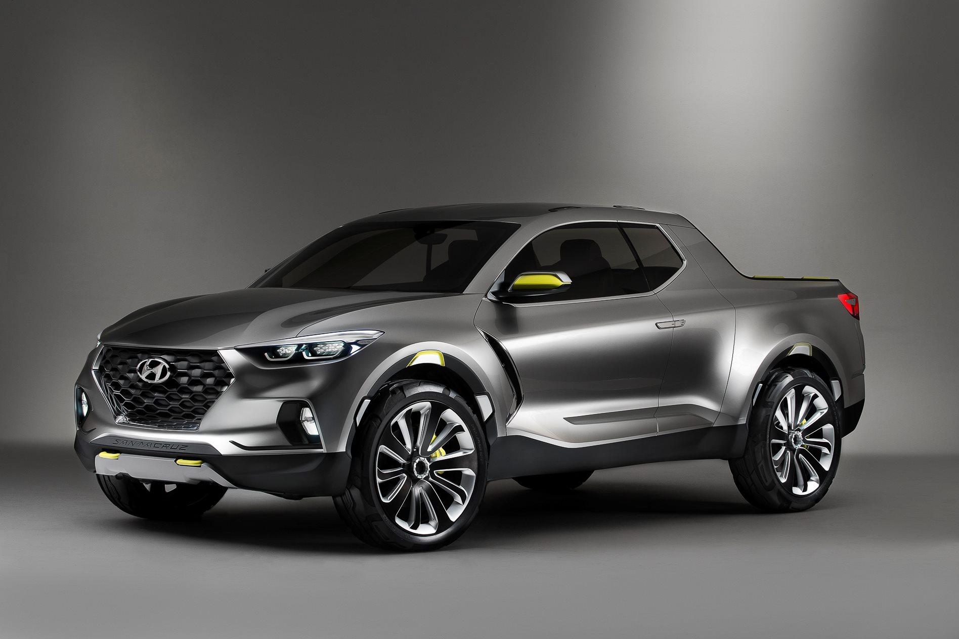 Hyundai Santa Cruz ute confirmed