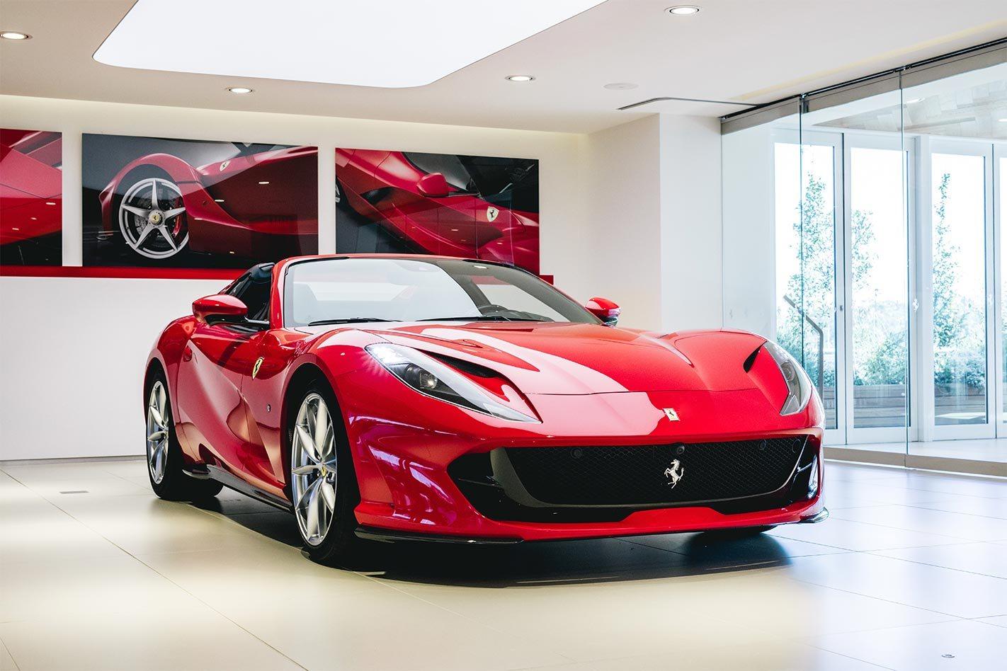 Ferrari 812 Gts Australian Pricing And Specs Revealed