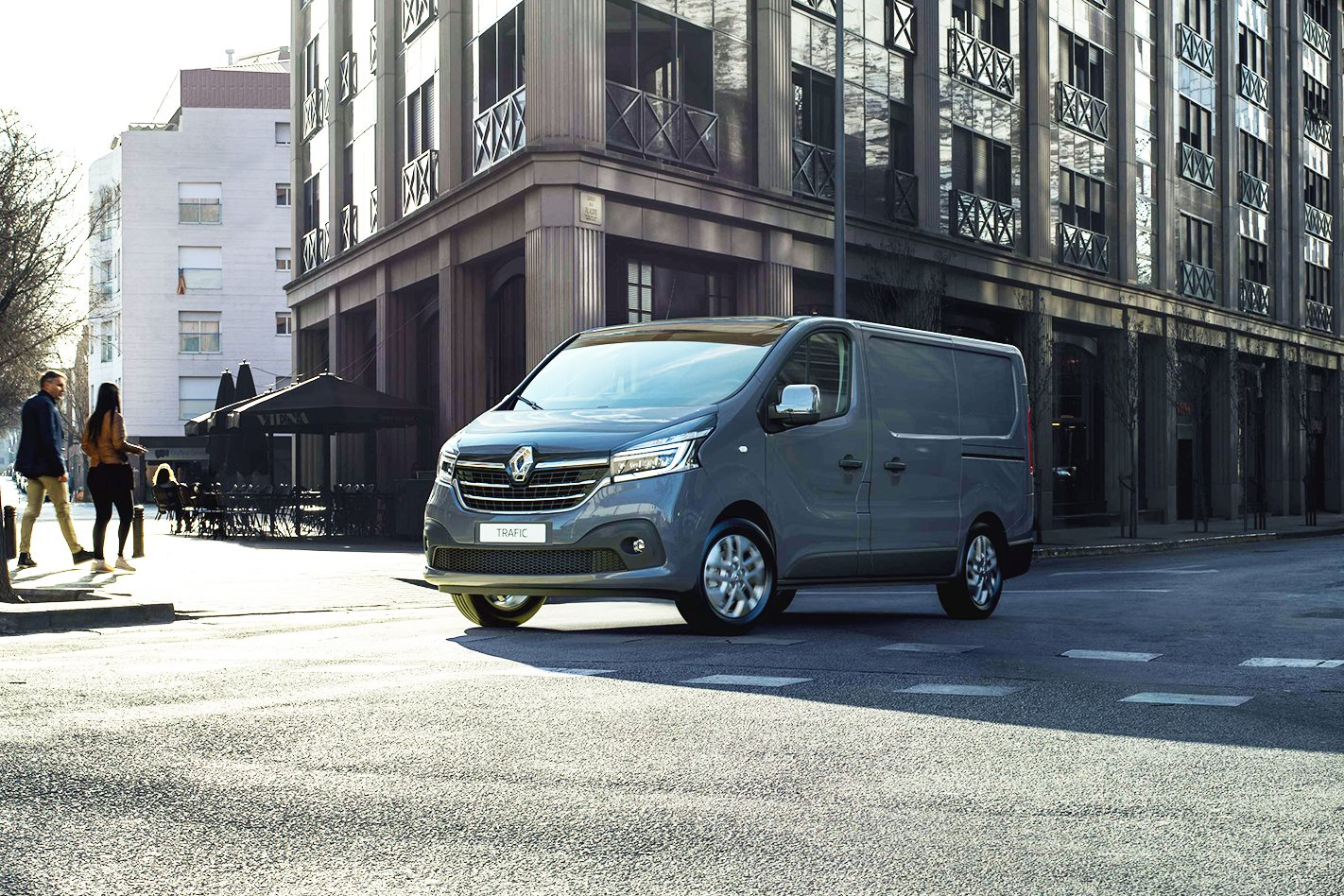 2020 Renault Trafic gains automatic transmission
