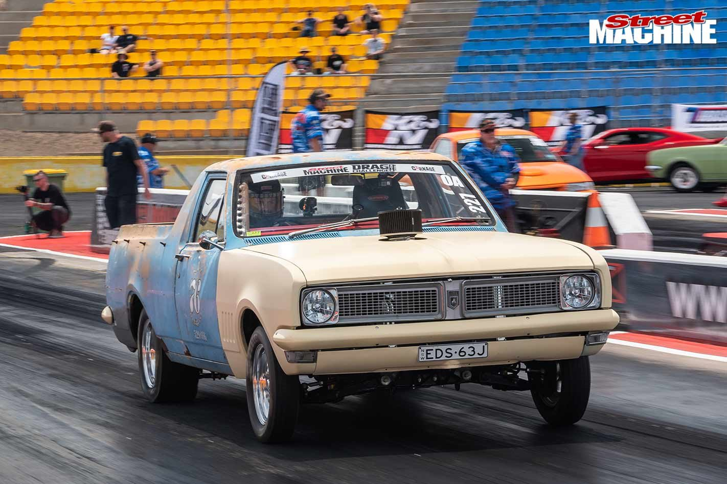 Carnage Outlaw Aspirated wrap-up – Drag Challenge 2019
