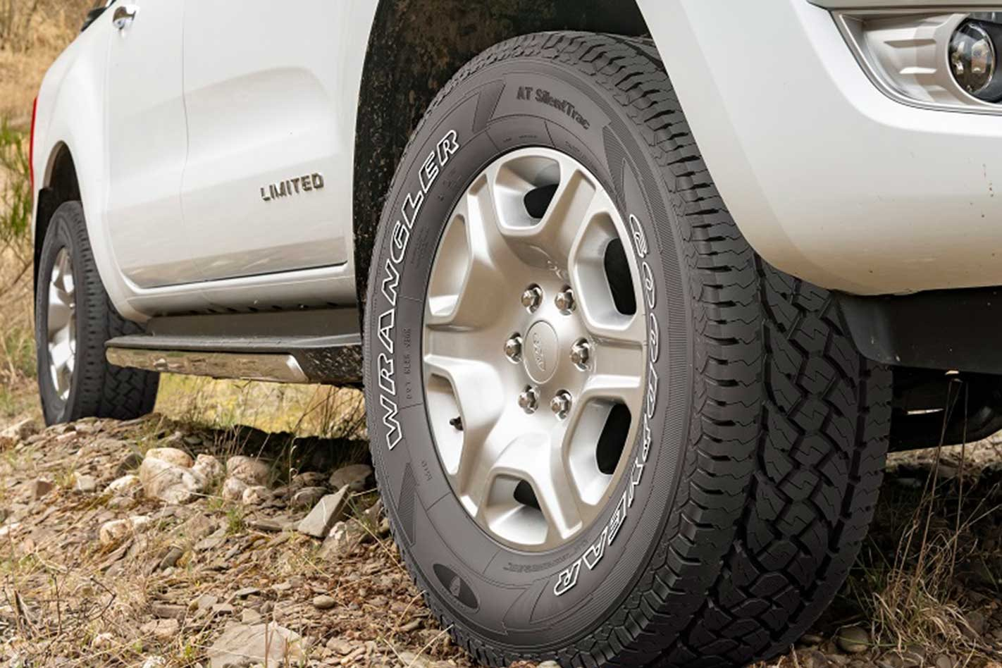 New rubber from Goodyear and Cooper Tires