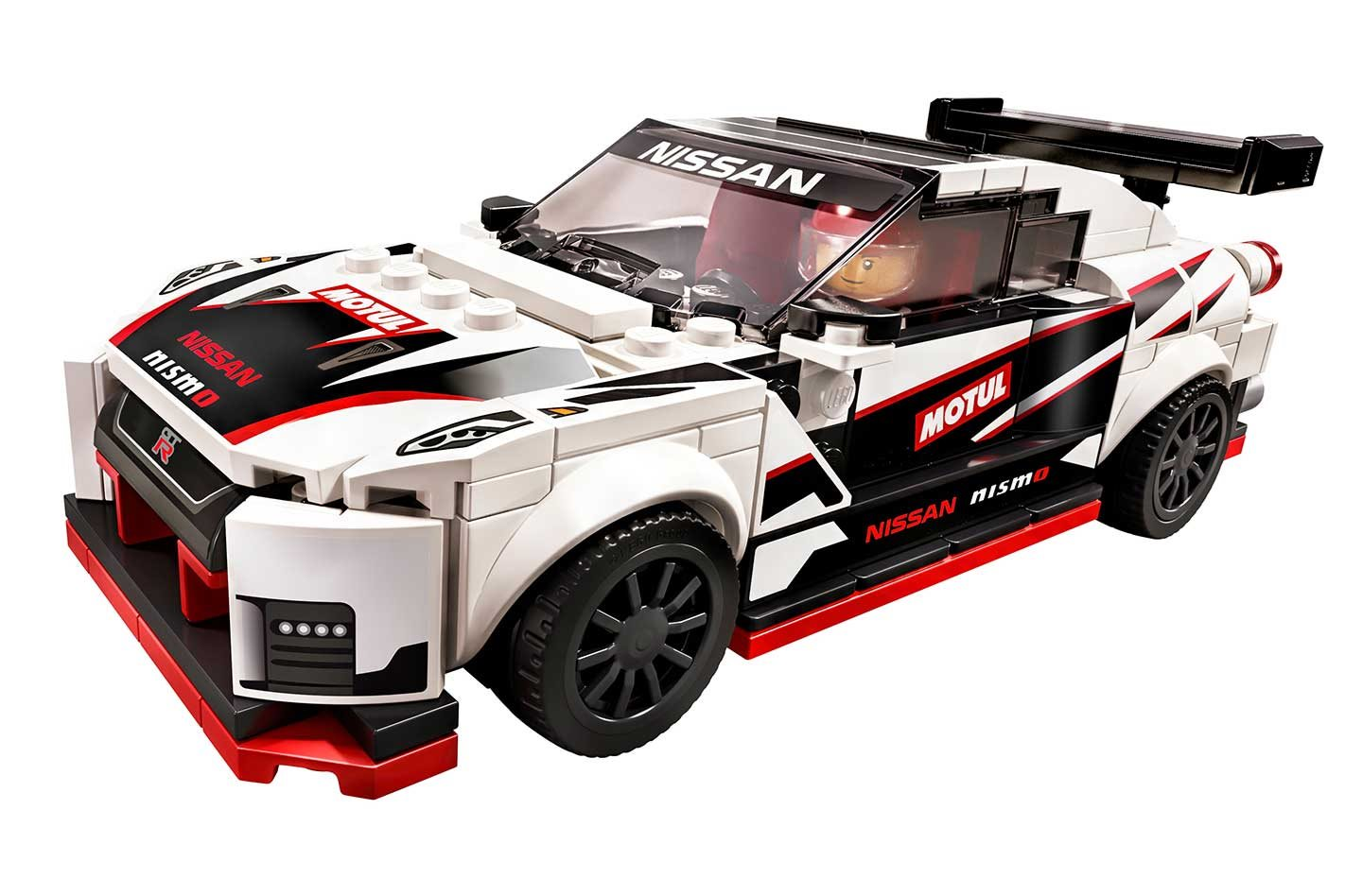 Nissan GT-R Nismo joins Lego Speed Champions series