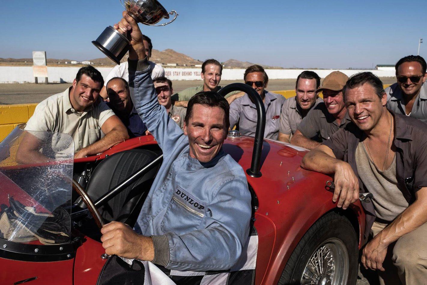 Movie Mistakes Ford Vs Ferrari