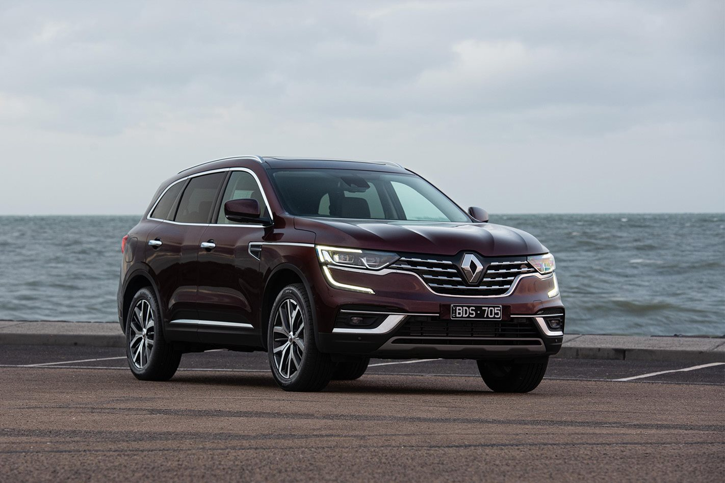 2020 Renault Koleos Gains Minor Facelift