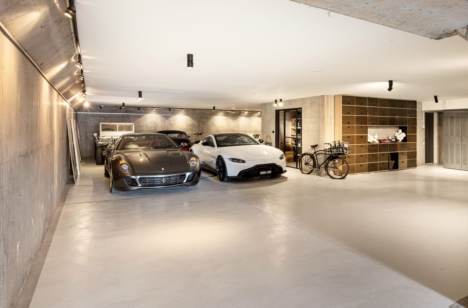 Batman Garage