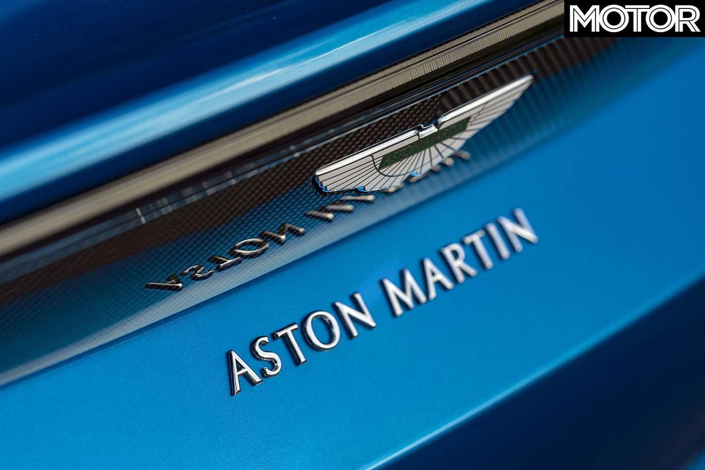 Aston Martin Vantage Manual 2019 Review