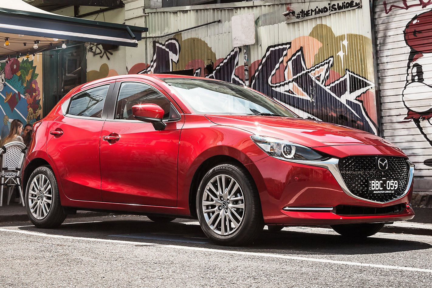 2020 Mazda 2 update price and features revealed
