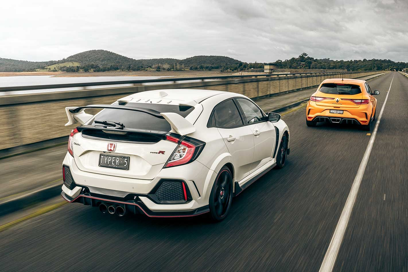 Honda Civic Type R flounders in hot hatch sales race