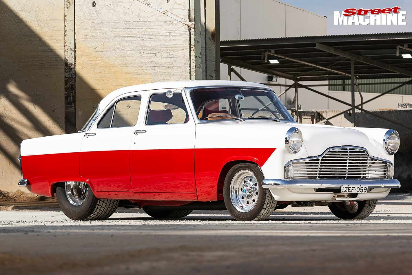 Readers' Rockets: Ford Zephyr + Falcon XP coupe + VP Commodore + HQ Kingswood