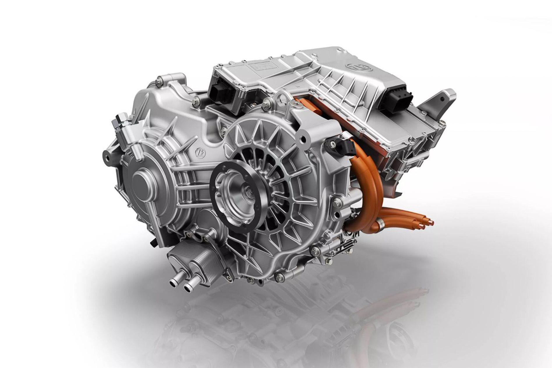 Explained: ZF two-speed EV gearbox