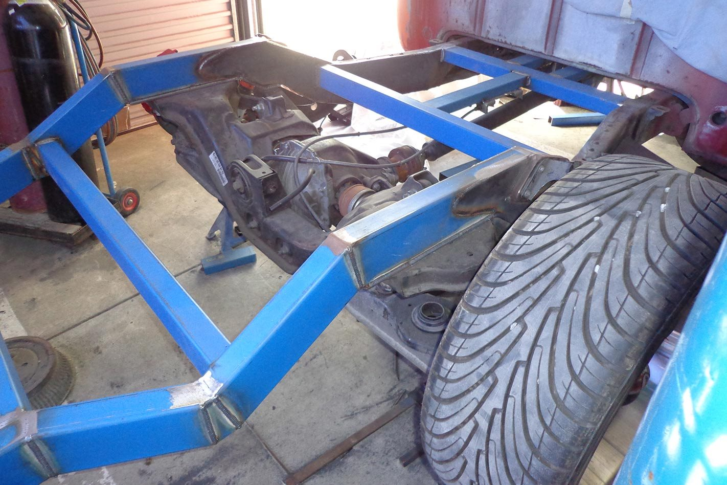 Chassis and subframe construction basics