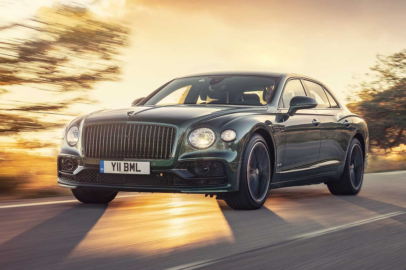 2020 Bentley Flying Spur review