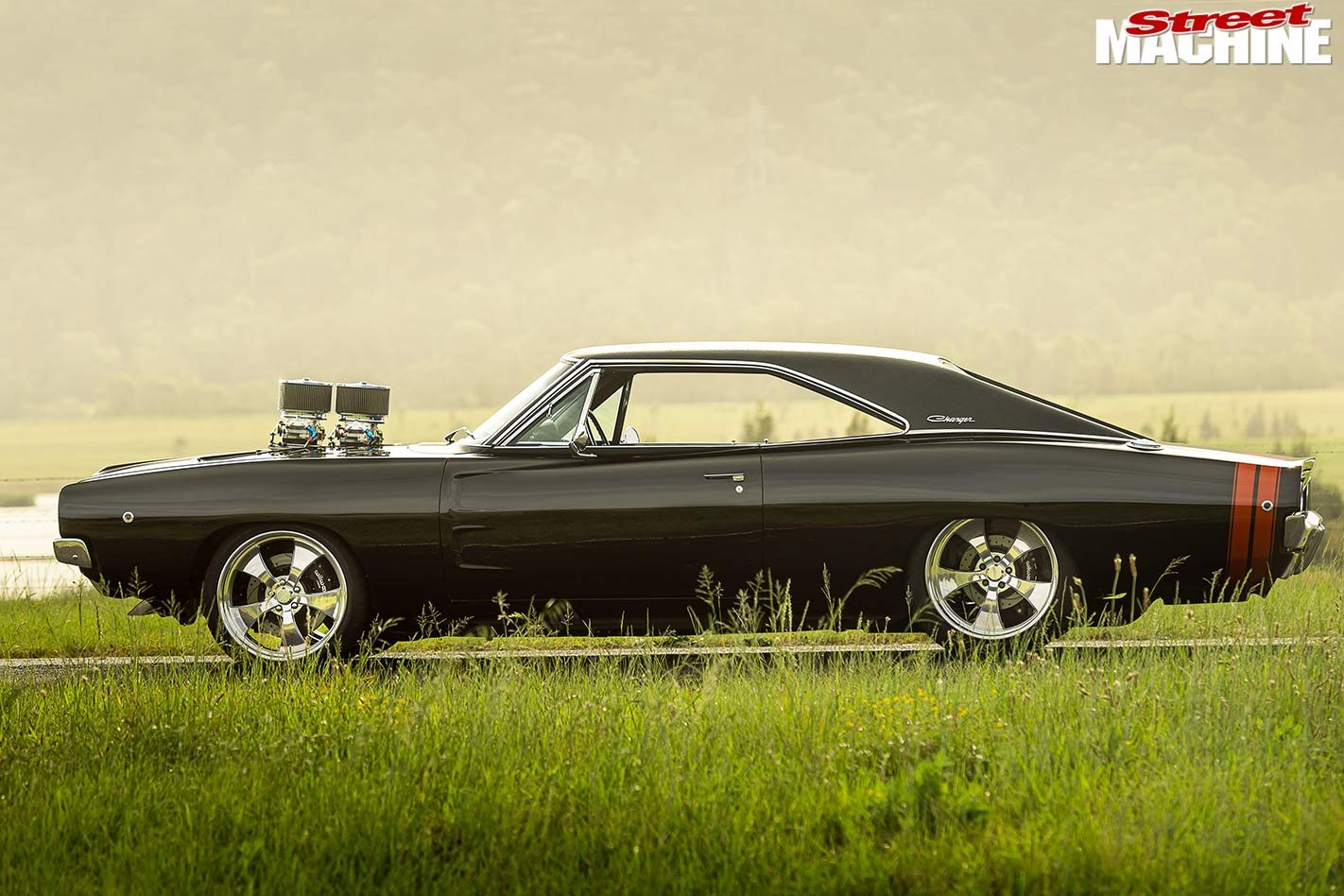 500 Cube Hemi Powered 1968 Dodge Charger R T