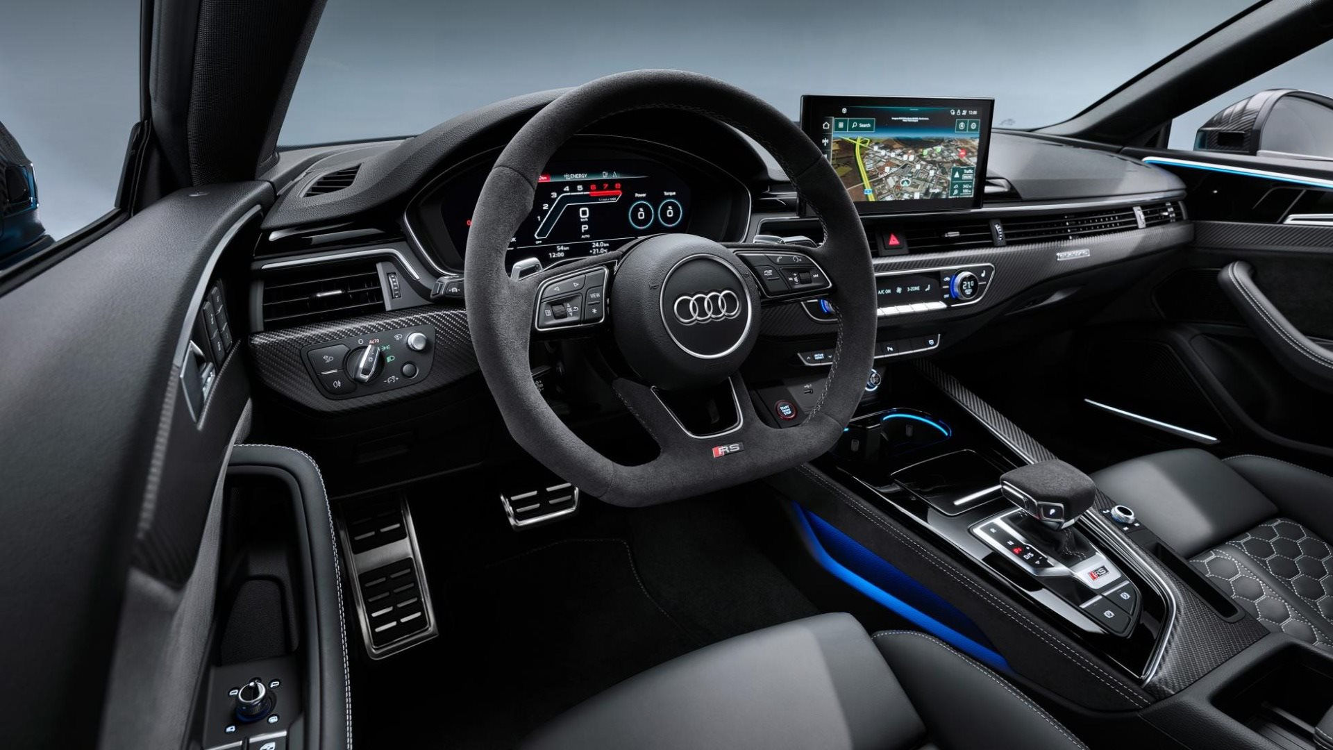 2020 Audi Rs5 Given Mid Life Facelift