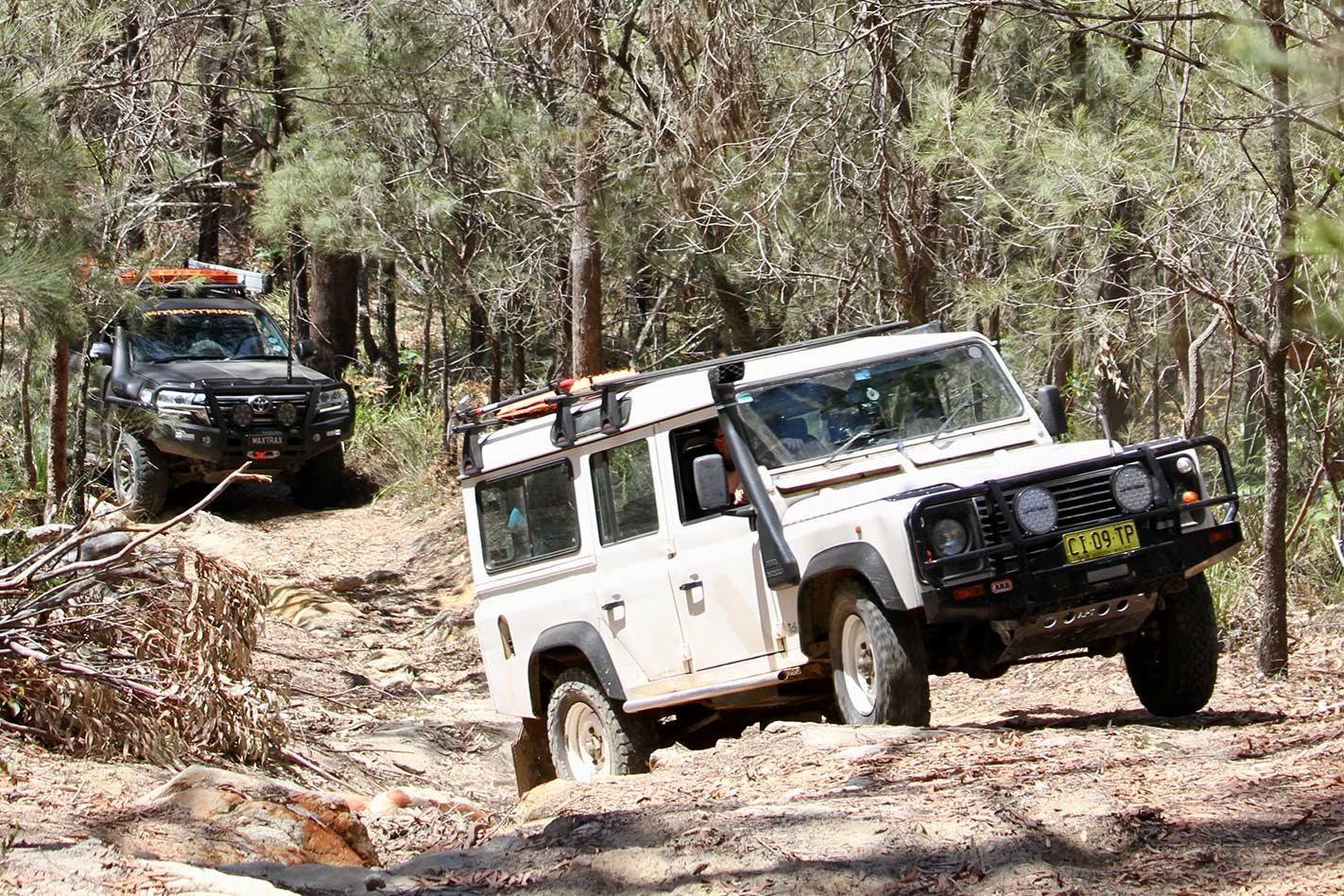 4x4 Australia Advertisers' trip in Coffs Harbour, NSW