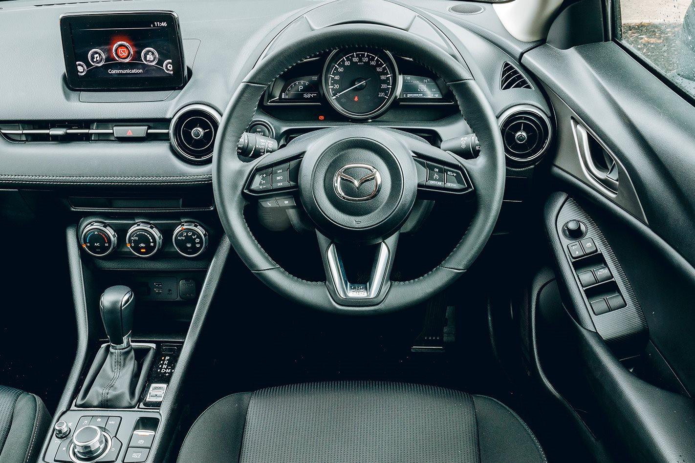 Mazda Cx 3 Maxx Sport 2020 Review