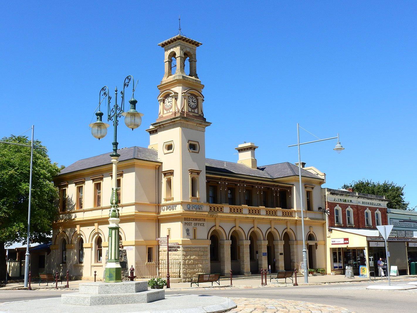 Beechworth Main Street