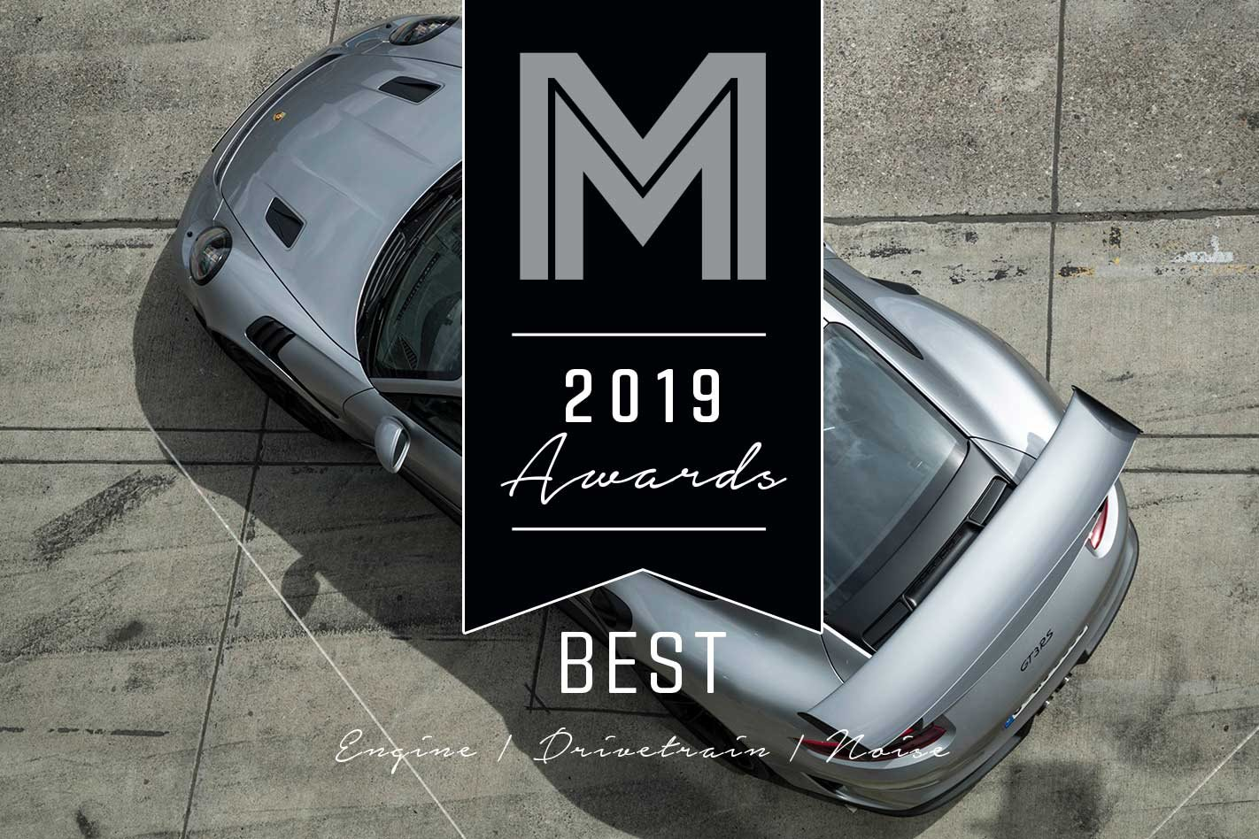 2019 MOTOR Awards: Best Engine, Best Drivetrain, and Best Noise