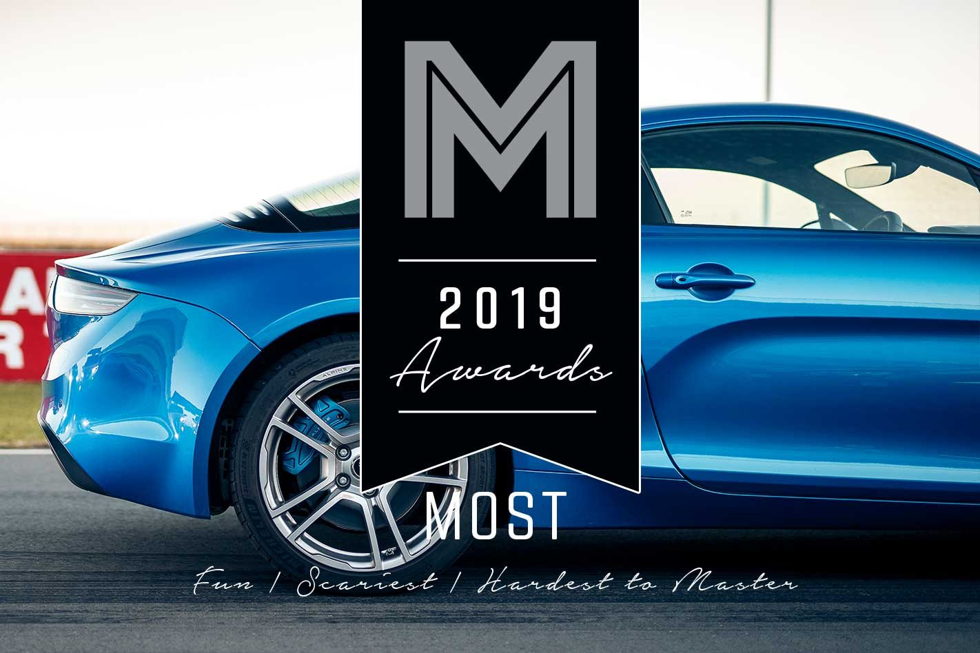 2019 MOTOR Awards: Most Fun, Scariest, and Hardest to Master