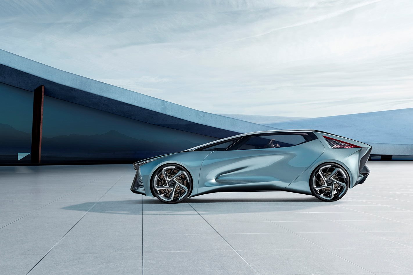 Lexus: Electric cars are a 'licence to dream'