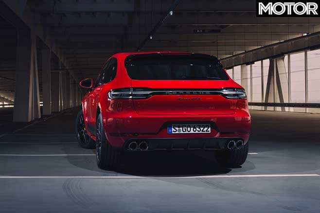 2020 Porsche Macan Gts Revealed