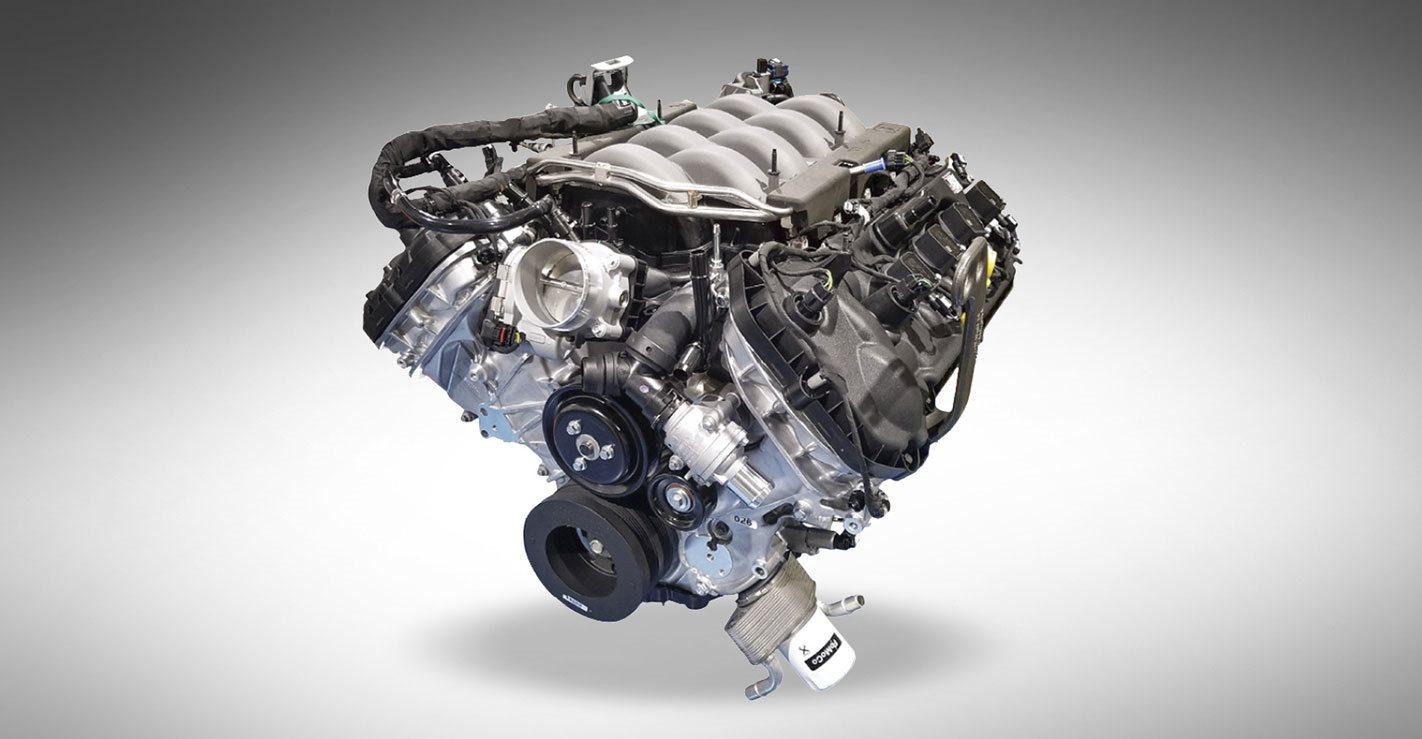 2020 Ford Ranger Raptor V8 Motor