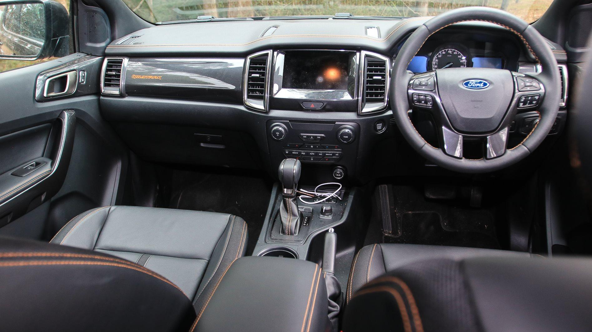 Ford Ranger Wildtrak X 2020 Review