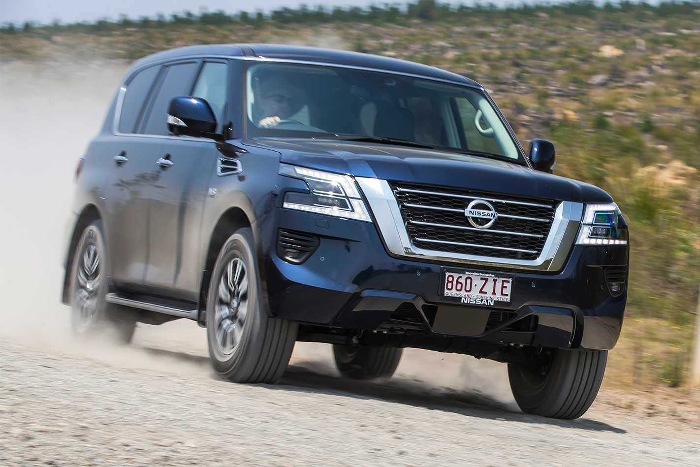 2020 Nissan Patrol Diesel Research New