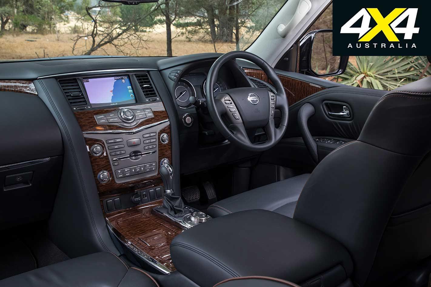 Nissan Patrol Ti 2020 Review
