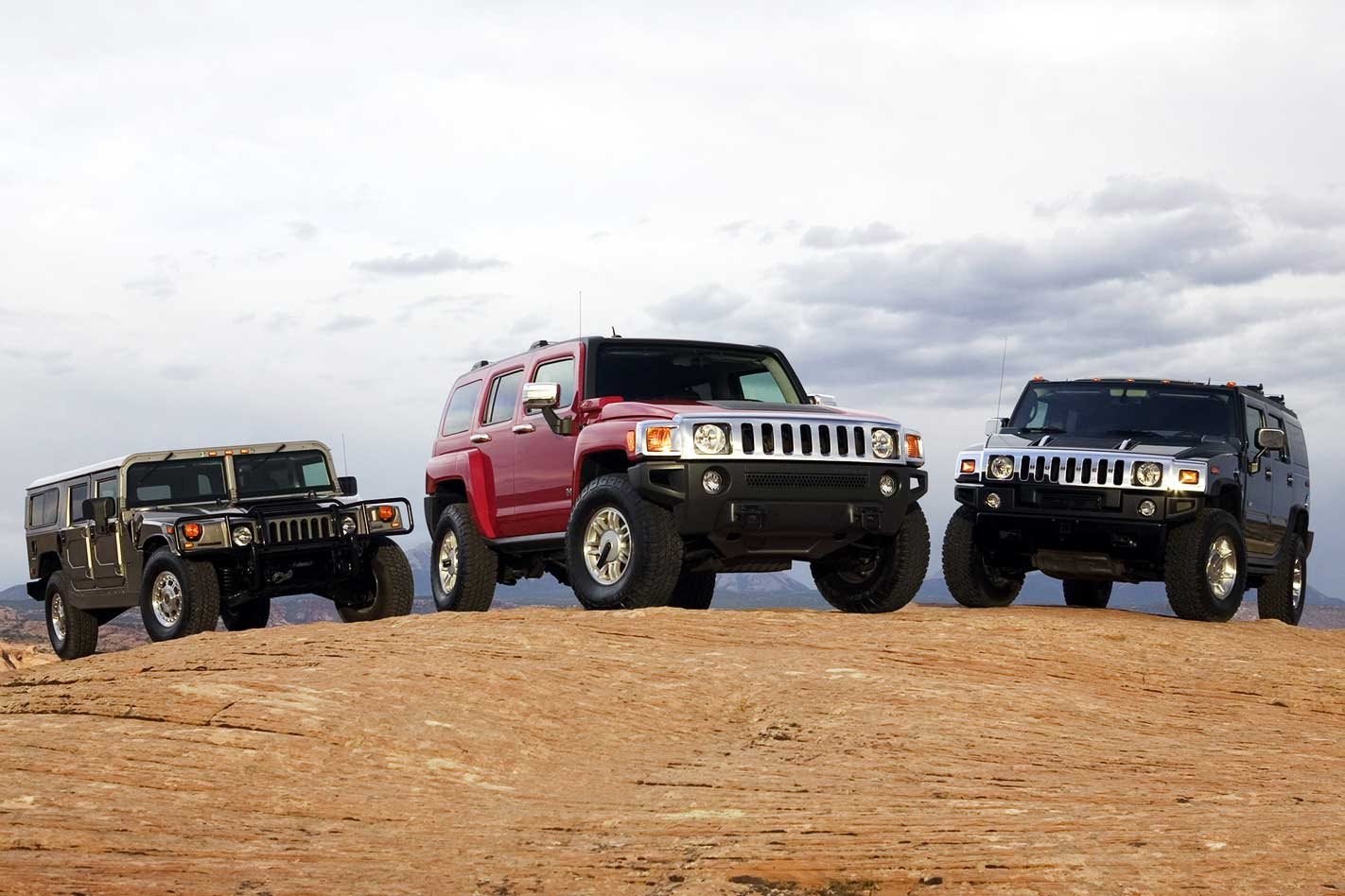 GM set to revive the Hummer brand as an electric vehicle