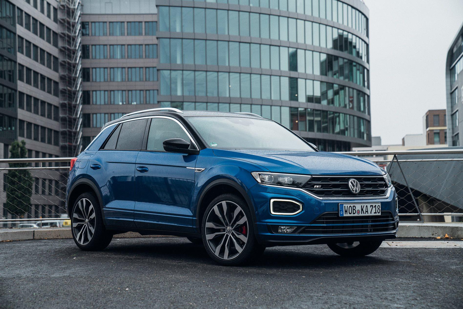 Volkswagen T-Cross bowls in at $27,990