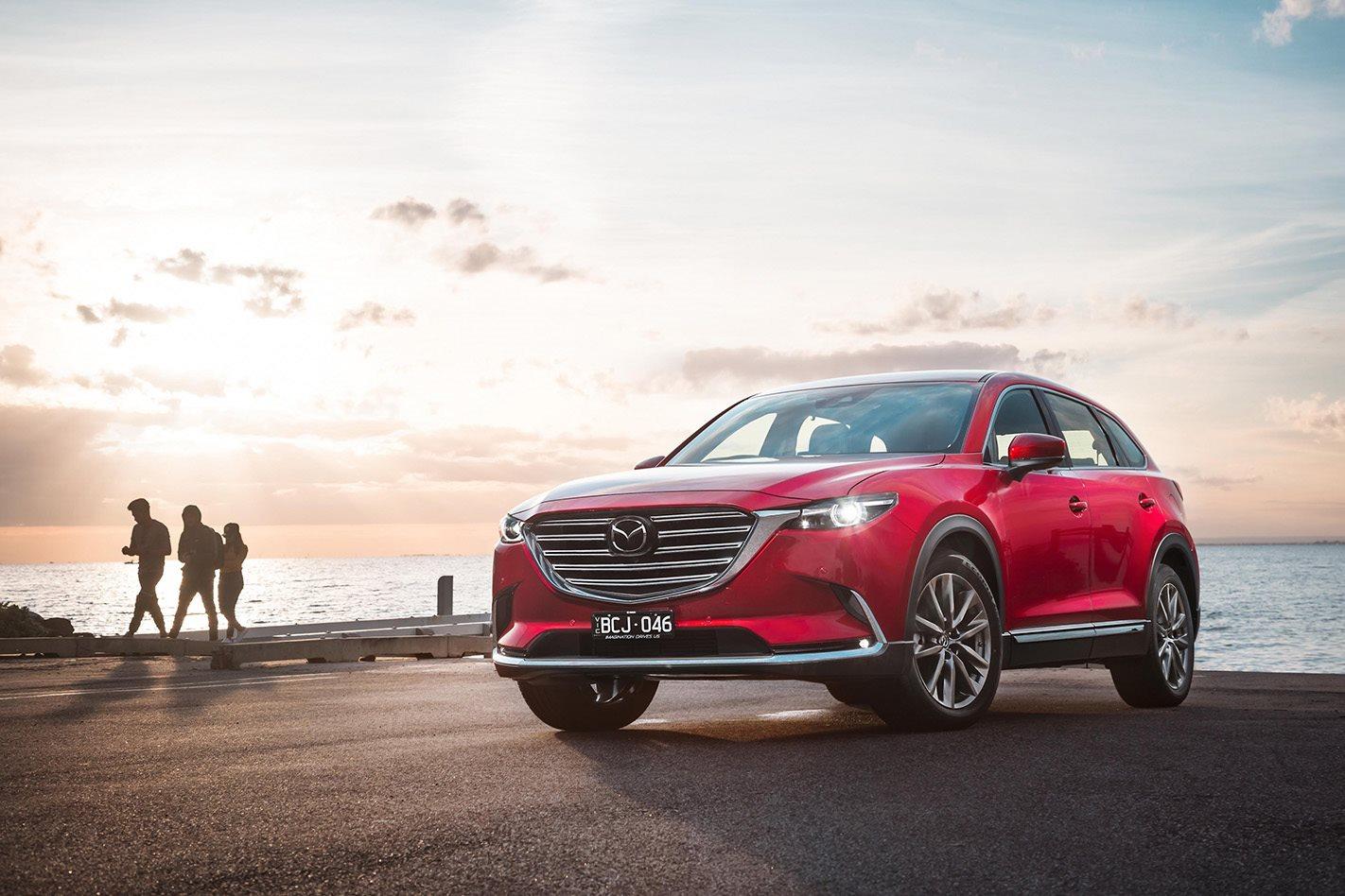 2020 Mazda Cx 9 Update Revealed
