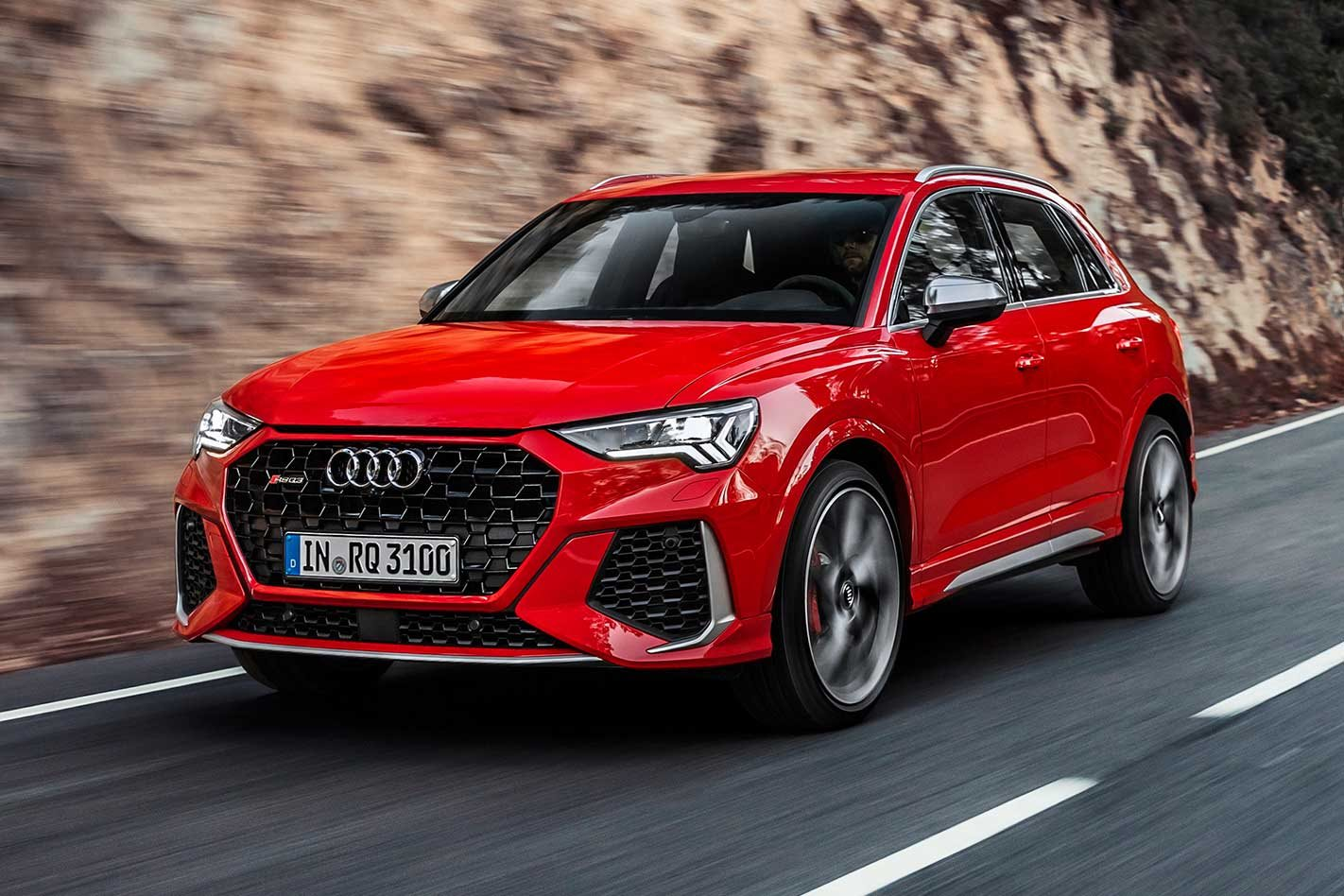 2020 Audi RS Q3 review