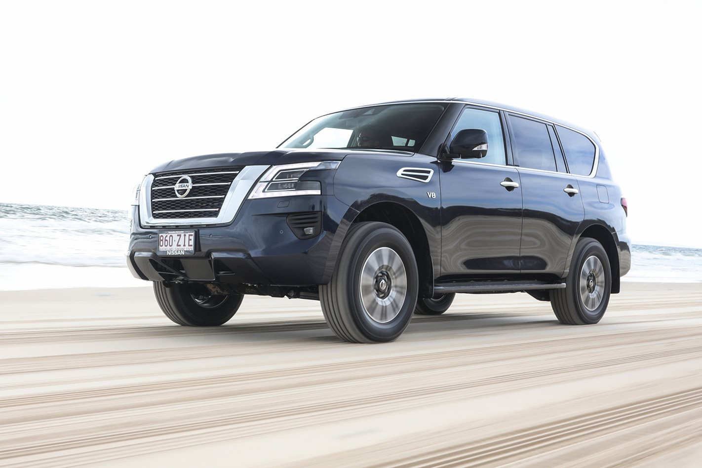 nissan patrol 2020 review, price & features