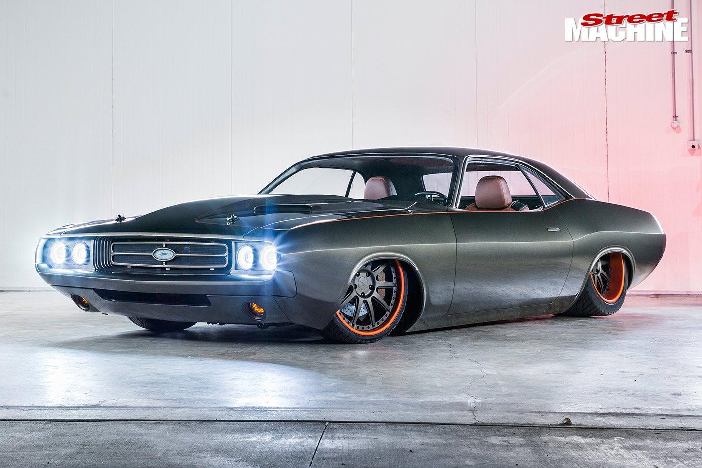 Rides By Kam's blown 1970 Dodge Challenger 'HAVOC'